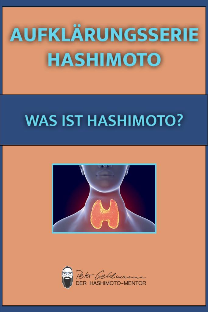 Was ist Hashimoto? Hashimoto-Mentor Peter Gehlmann
